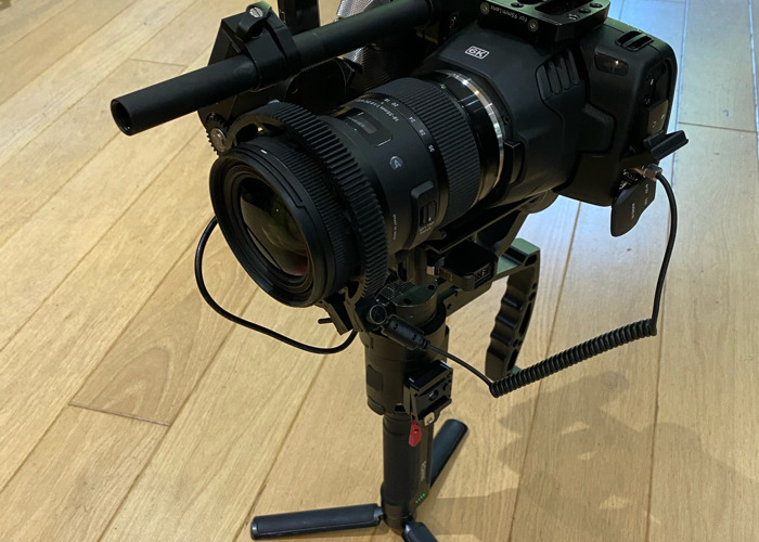 Black Magic 6k with Ronin and follow focus  - 1