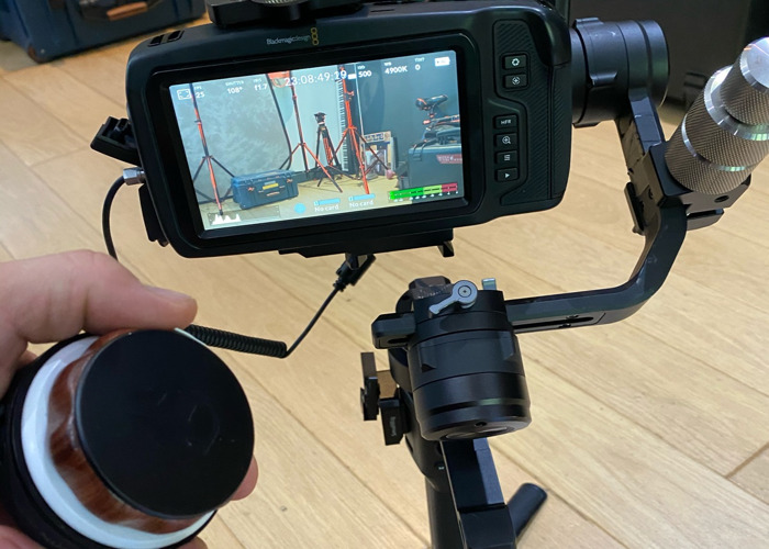 Black Magic 6k with Ronin and follow focus  - 2