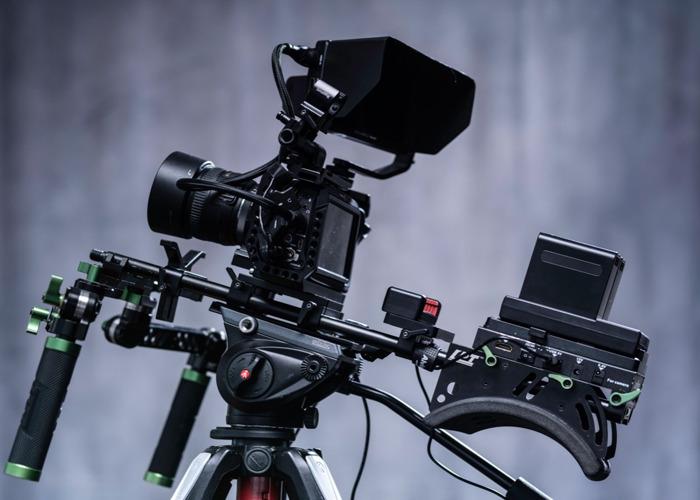 Black Magic Pocket Cinema 4K // Shoulder Rig // Follow Focus - 1