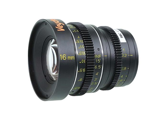 Black Magic PocketCinemaCam 4k + Tripod + 2 Veydra lenses - 2