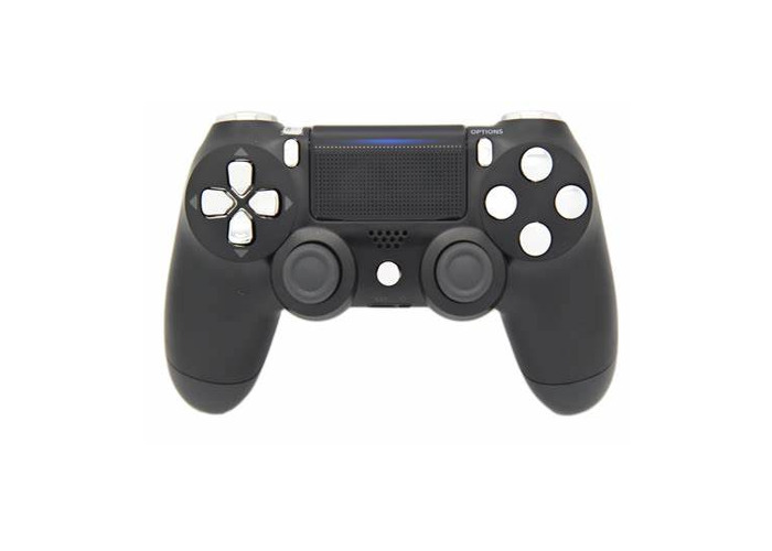 Black with a controller - 1