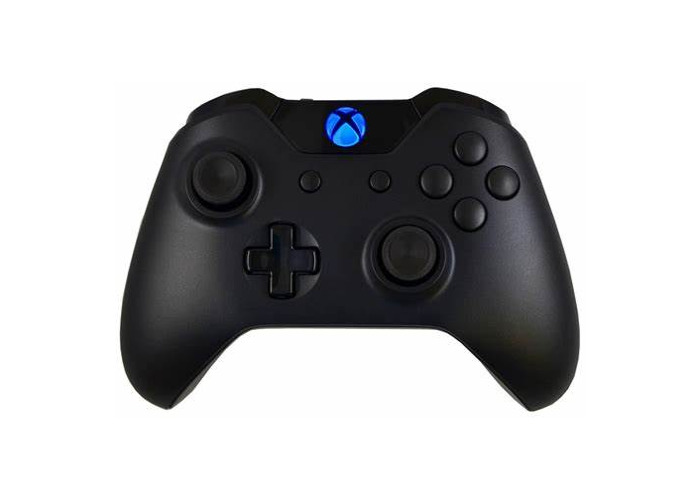 Black XBox One with 1 Controler - 1