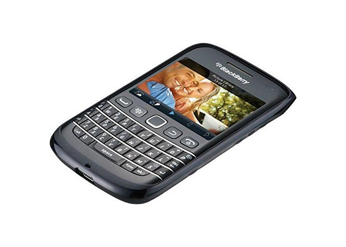 BlackBerry ACC-41835-204 Bold 9790 Soft Shell Case - Blue - 1