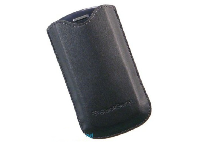 Blackberry HDW-16218-001 / HDW-16218-002 Leather Pocket for Pearl - Original ... - 1