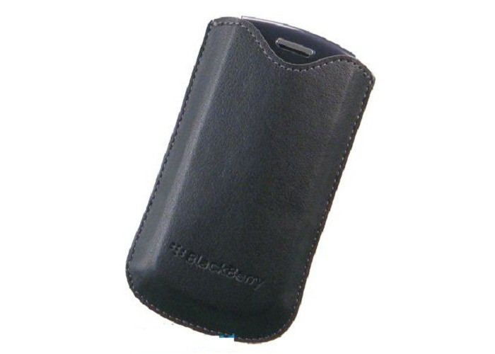 Blackberry HDW-16218-001 / HDW-16218-002 Leather Pocket for Pearl - Original ... - 2