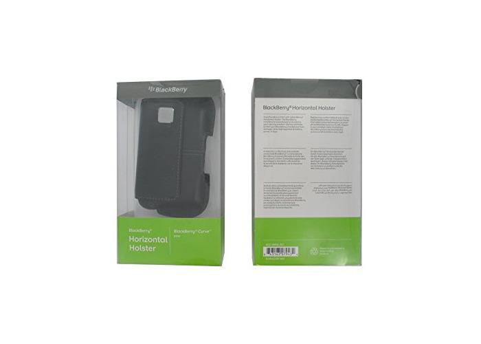 BlackBerry Leather Phone Case - 1