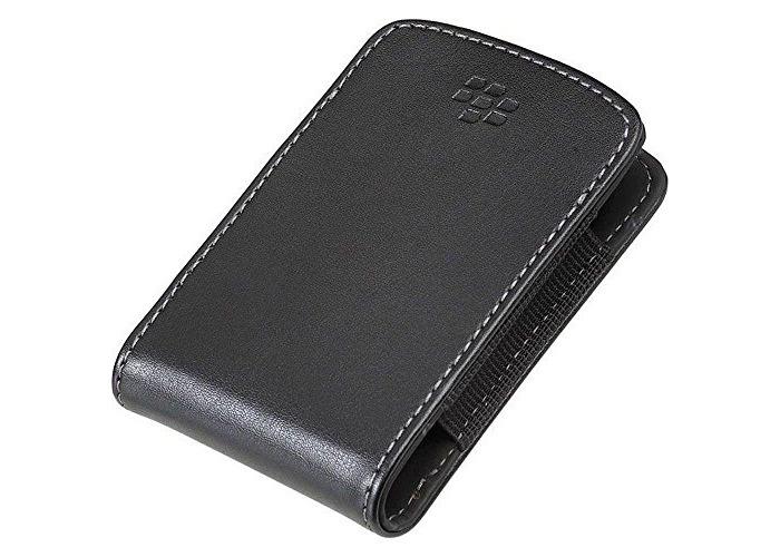 BlackBerry Leather Slip Case for BlackBerry 8520, 9300 - 1