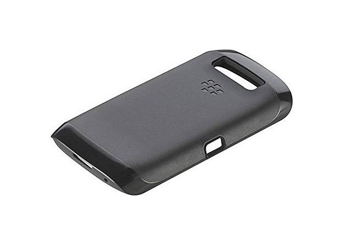 BlackBerry Premium Skin for BlackBerry Curve 9360 - Black - 1