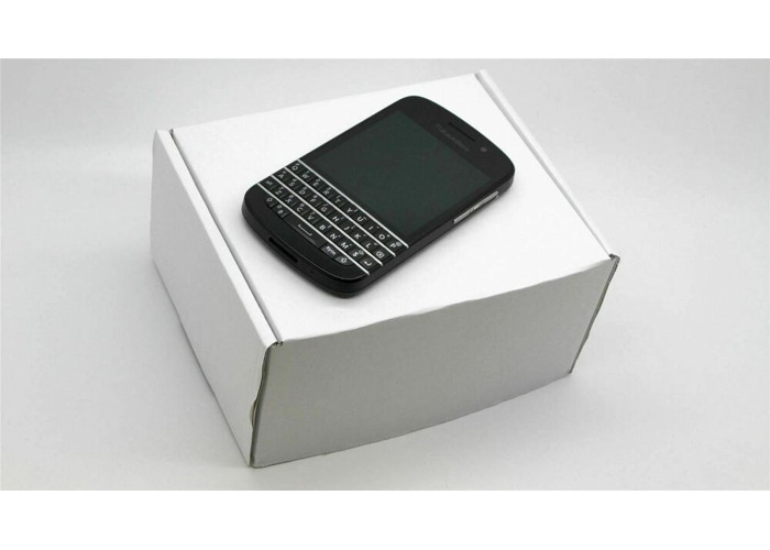BLACKBERRY Q10 PRISTINE CONDITION - 8MP CAMERA - 4G - BLACK - UNLOCKED - 1