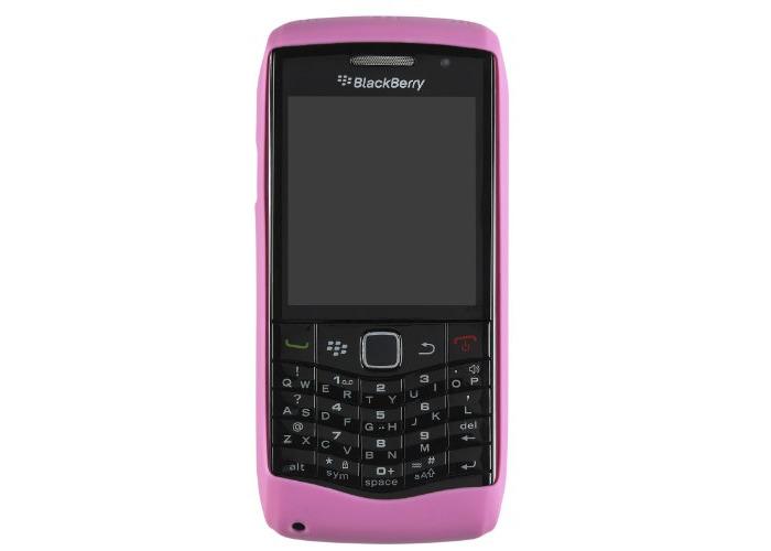 BlackBerry Skin for BlackBerry 9105 Pearl 3G - Pink Henna - 2