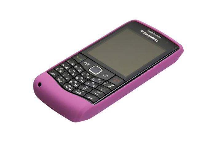 BlackBerry Skin for BlackBerry 9105 Pearl 3G - Pink Henna - 1