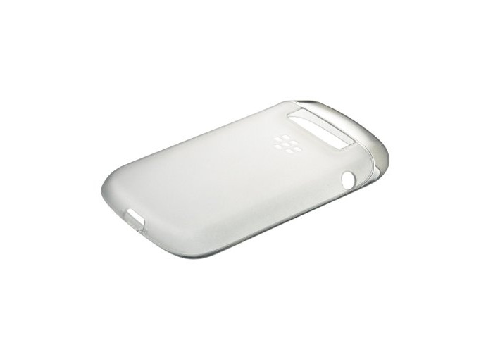 BlackBerry/Bold 9790 Soft Shell Clear - 1