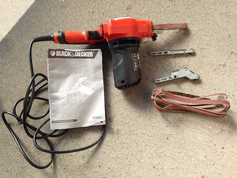 BLACK+DECKER Powerfile, 350 W  - 1