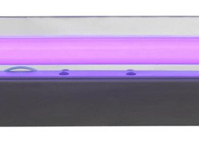 UV Photography Blacklight Box Ultra Violet UV Light and Holder   18W - 1