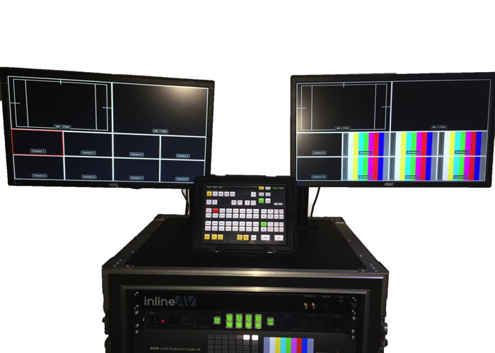 Blackmagic 2M/E Production Suite - 1