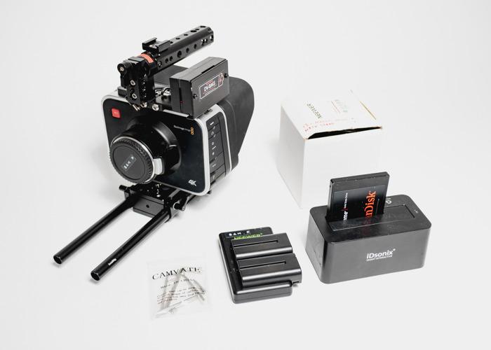Blackmagic 4k Production Cam Kit - 1