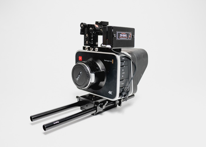 Blackmagic 4k Production Cam Kit - 2