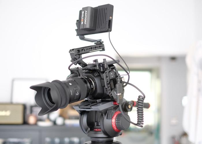 Blackmagic BMPCC4K Camera Kit - 1