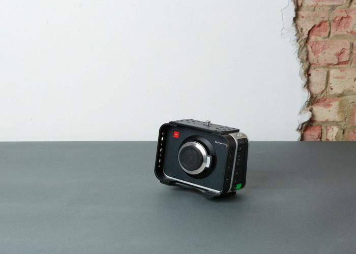Blackmagic Cinema Camera 2.5k MFT - Body Only - BMCC - 1