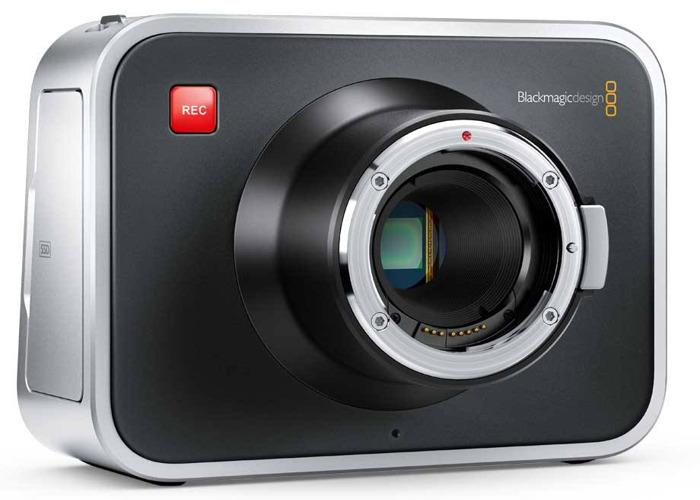 Blackmagic Cinema Camera, EF Mount - 1