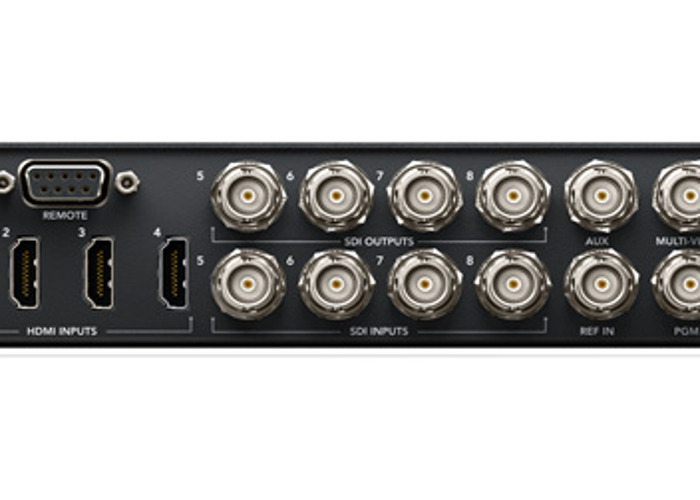 Blackmagic Design ATEM Television Studio HD - 2
