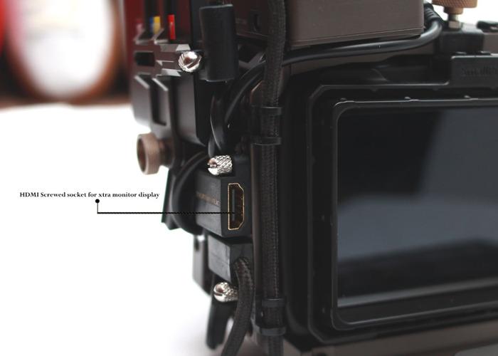 Blackmagic 6k Design Pocket Cinema Camera Bundle - 2