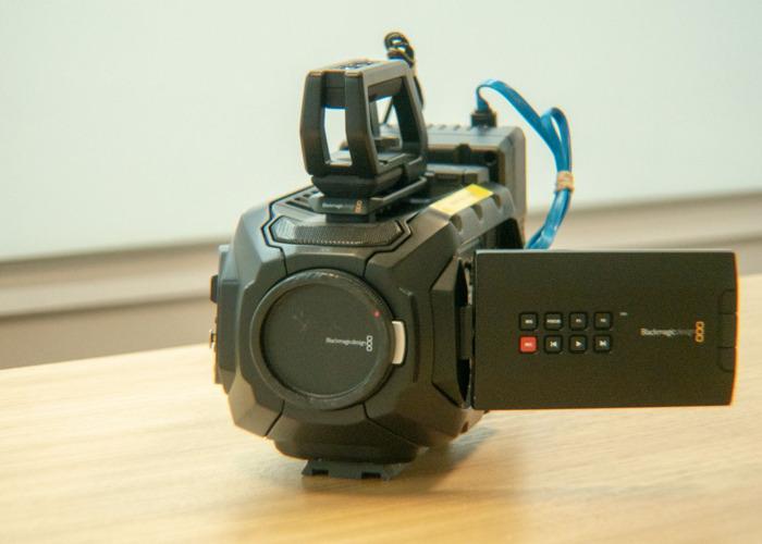 Blackmagic Design URSA Mini 4K Camera EF Mount - 2