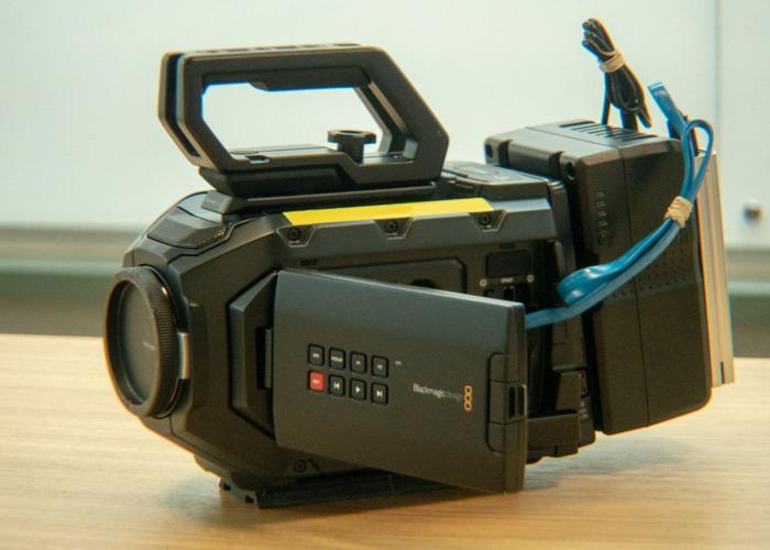 Blackmagic Design URSA Mini 4K Camera EF Mount - 1