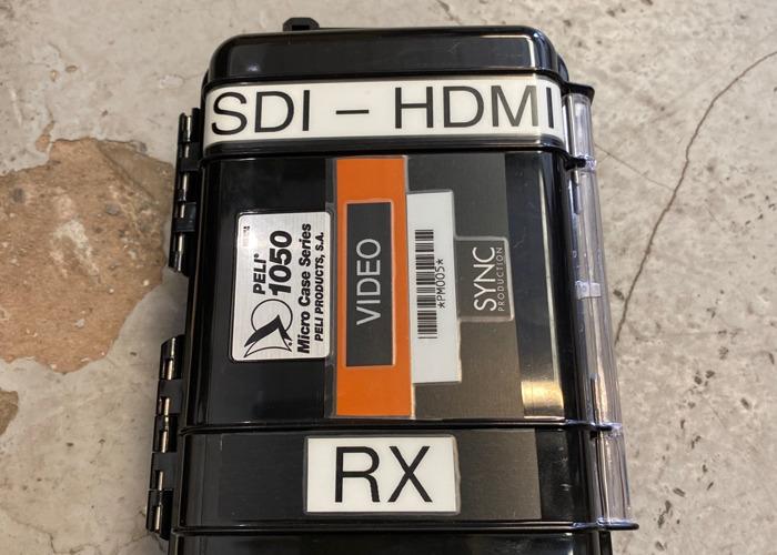 Blackmagic Micro Convertor SDI-HDMI - 1