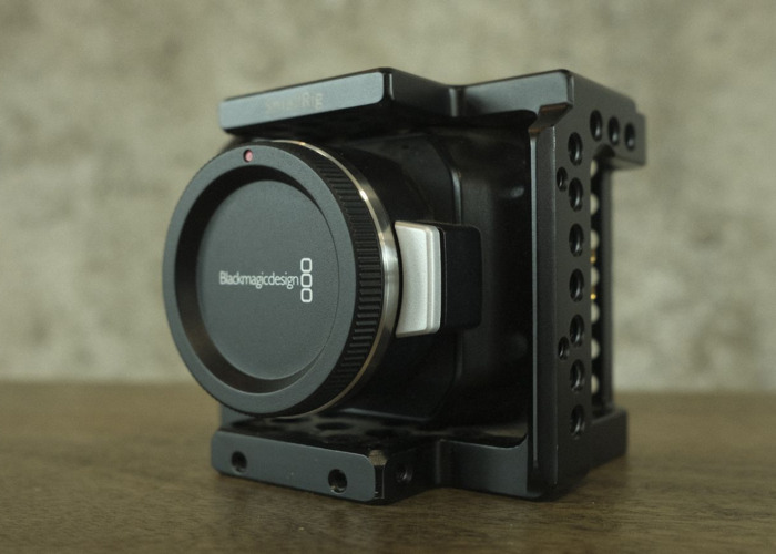 Blackmagic Micro studio Camera 4K - 1