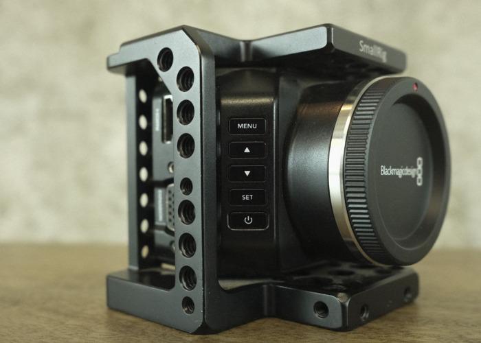 Blackmagic Micro studio Camera 4K - 2