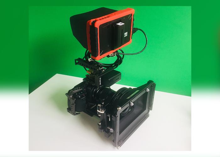 Blackmagic Pocket 4k Cinema Camera Shooting Kit - 1