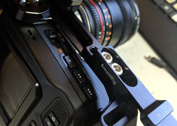 Blackmagic Pocket Cinema 4K Production Film Package - 1