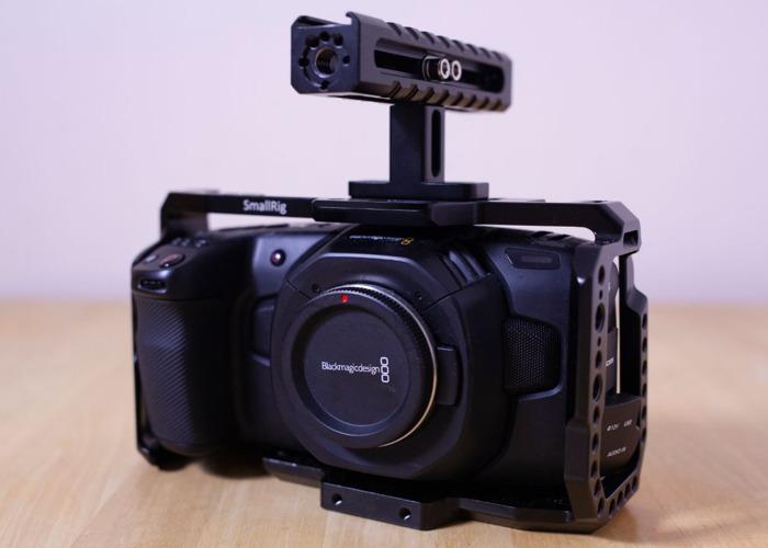 Blackmagic Pocket Cinema Camera 4K - 1