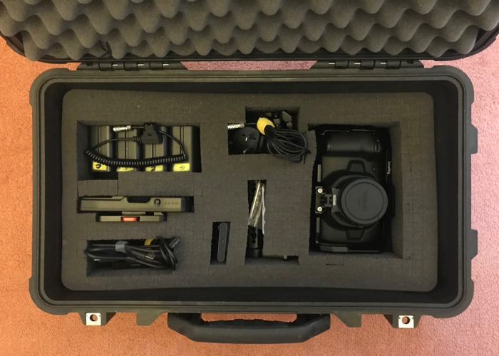 Blackmagic Pocket Cinema Camera 4K - 2