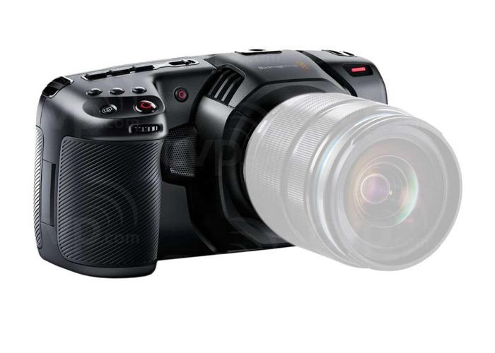 Blackmagic Pocket Cinema Camera 4K Kit - 1
