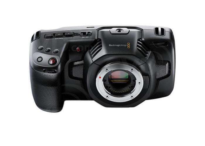 Blackmagic Pocket Cinema Camera 4K Kit - 2