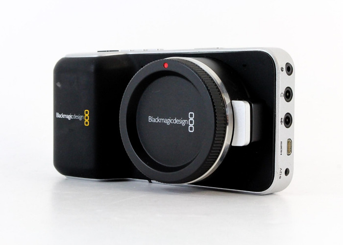 Blackmagic pocket cinema camera - 1