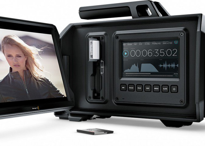 Blackmagic Triple Camera Kit (Ursa, BMCC, Pocket) - 2