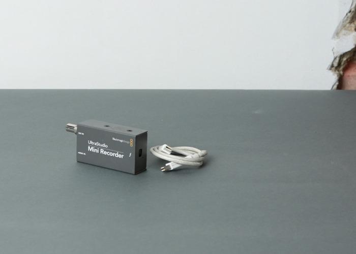Blackmagic UltraStudio Mini Recorder HDM / SDI Capture Card - 1