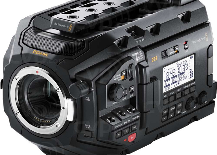 Blackmagic URSA Mini Pro 4.6K  (body & accessories - see list) - 1