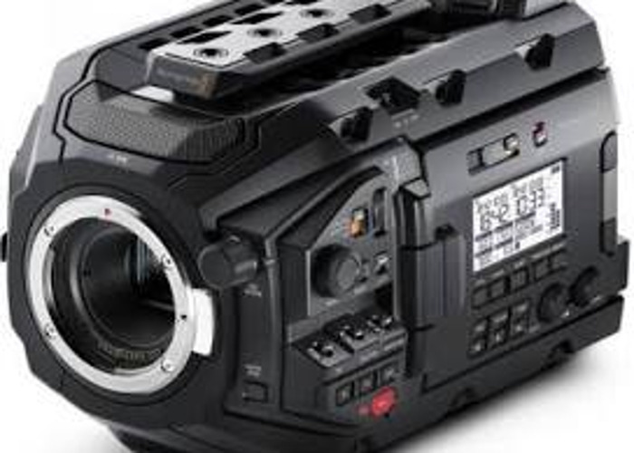 Blackmagic Ursa Mini Pro 4.6K - 2