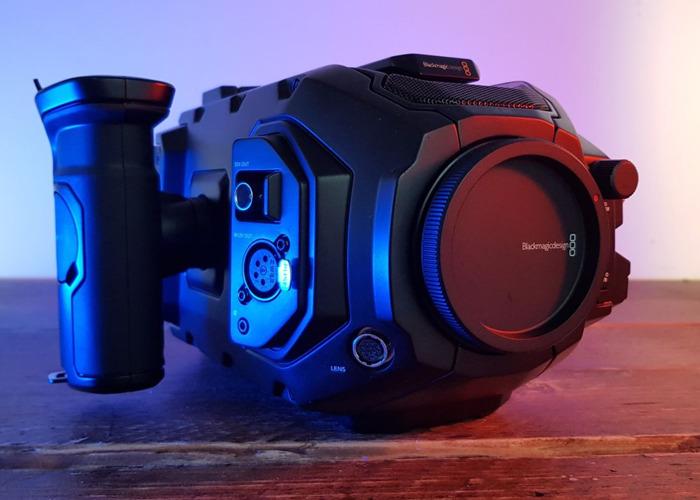 Blackmagic URSA Mini Pro 4.6k Full Shooting Kit - EF Mount - 2