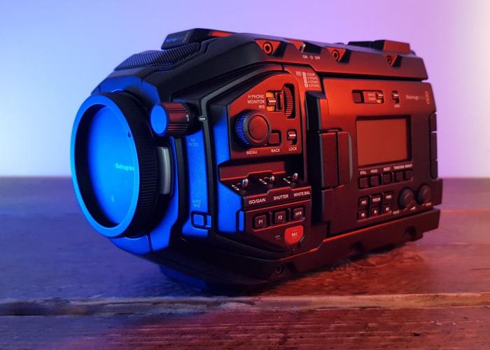 Blackmagic URSA Mini Pro 4.6k Full Shooting Kit - EF Mount - 1