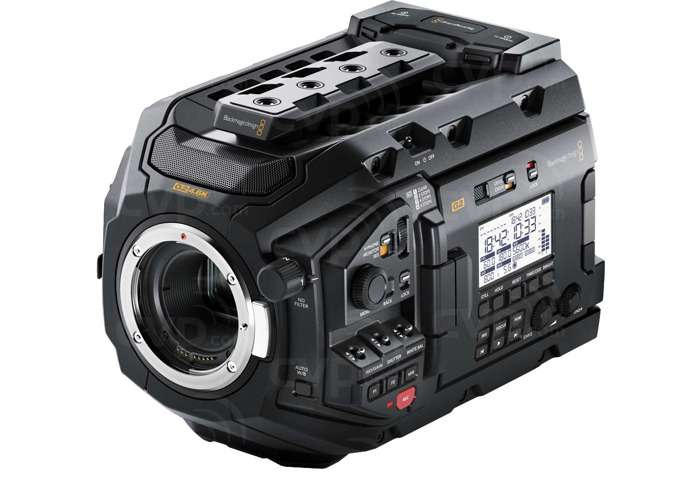Blackmagic URSA Mini Pro G2 - EF - 1
