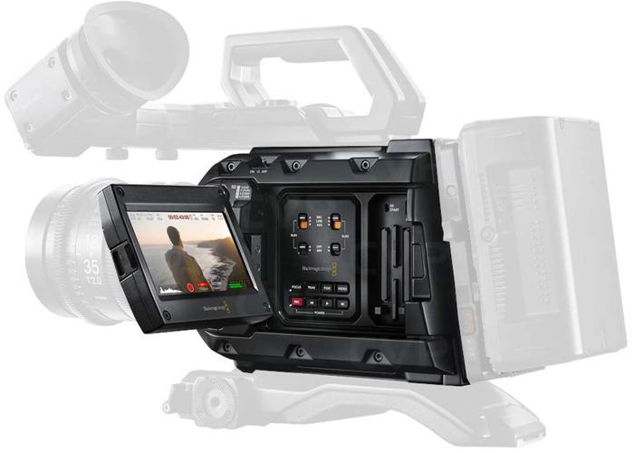 Blackmagic URSA Mini Pro G2 - EF - 2