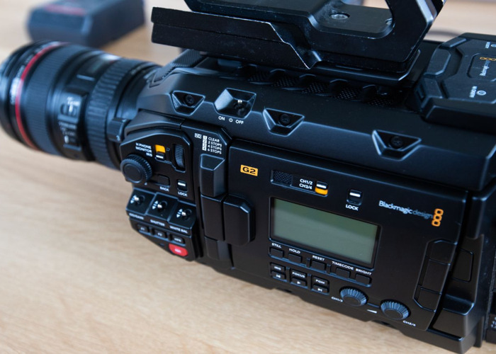 Blackmagic URSA mini Pro G2 - 2