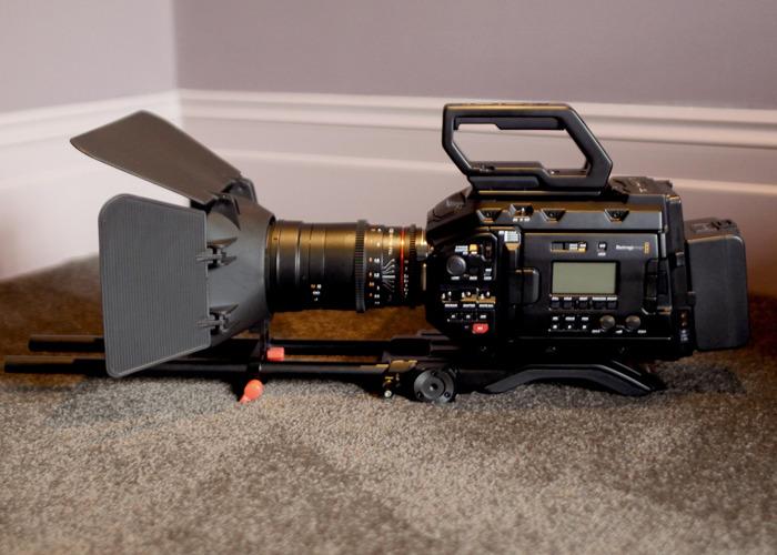 Blackmagic Ursa Mini Pro with Operator Plus - 2