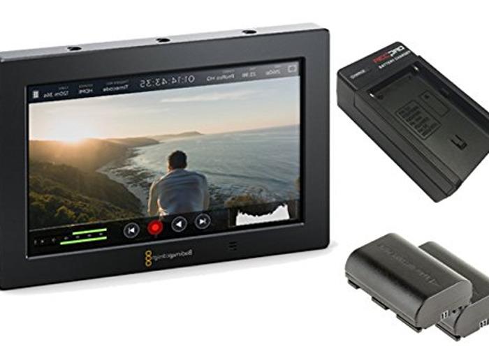 Blackmagic Video Assist 4K - 1