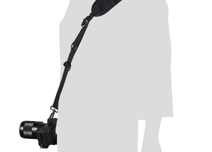 BlackRapid Cross-body Camera Strap for DSLR and Mirrorless - 1
